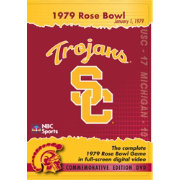 1979 Rose Bowl Game DVD: USC vs. Michigan DVD