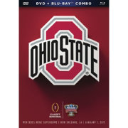2015 Allstate Sugar Bowl Blu-ray and DVD Combo