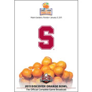 2011 Discover Orange Bowl Game - Stanford vs. Virginia Tech DVD