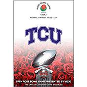 2011 Rose Bowl Game presented by VIZIO - Wisconsin vs. TCU DVD