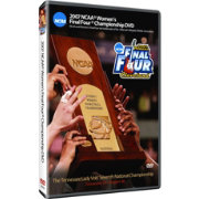 2007 NCAA Women's Final Four Championship DVD