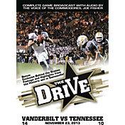 The Drive: Vanderbilt vs. Tennessee Game DVD
