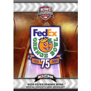 2009 FedEx Orange Bowl Game - Virginia Tech vs. Cincinnati DVD
