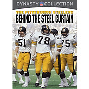NFL Dynasty Collection – The Pittsburgh Steelers: Behind The Steel Curtain DVD