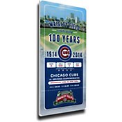 That's My Ticket Chicago Cubs Wrigley Field 100 Year Anniversary Mega Ticket