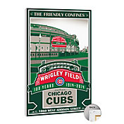 That's My Ticket Chicago Cubs Wrigley Field 100 Year Anniversary Canvas Print