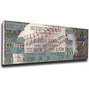 That's My Ticket Arizona Diamondbacks 1998 Opening Day Mega Ticket