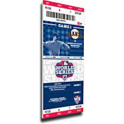 That's My Ticket San Francisco Giants 2012 World Series Canvas Mega Ticket