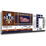 That's My Ticket Philadelphia Phillies Roy Halladay 2010 NLDS No Hitter Mega Ticket