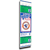 That's My Ticket O's 1983 World Series Canvas Mega Ticket