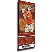 That's My Ticket Baltimore Orioles Manny Machado Debut Game Mega Ticket