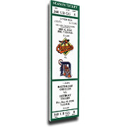 That's My Ticket Baltimore Orioles Eddie Murray 500th Home Run Canvas Mega Ticket