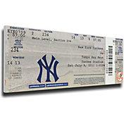That's My Ticket New York Yankees Derek Jeter 3000 Hits Mega Ticket