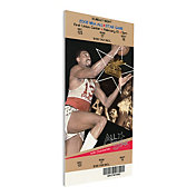 That's My Ticket 2002 NBA All-Star Game Canvas Ticket