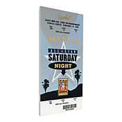 That's My Ticket 2004 NBA All-Star Game Canvas Ticket