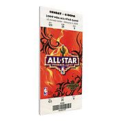 That's My Ticket 2009 NBA All-Star Game Canvas Ticket