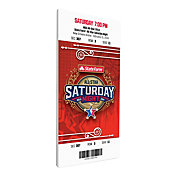 That's My Ticket 2014 NBA Slam Dunk Contest Canvas Ticket