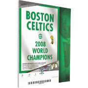 That's My Ticket Boston Celtics 2008 Banner Raising Ceremony Canvas Ticket
