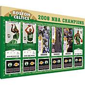 That's My Ticket Boston Celtics 2008 NBA Finals Tickets Canvas Print