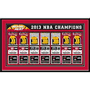 That's My Ticket Miami Heat 2013 NBA Finals Tickets Framed Print