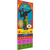 That's My Ticket Oklahoma Sooners 2003 Rose Bowl Canvas Mega Ticket