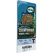 That's My Ticket Kentucky Wildcats 2012 NCAA Final Four Canvas Mega Ticket