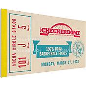 That's My Ticket Kentucky Wildcats 1978 NCAA Basketball Finals Canvas Mega Ticket