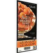 That's My Ticket Louisville Cardinals 2007 Orange Bowl Canvas Mega Ticket