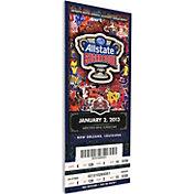 That's My Ticket Louisville Cardinals 2013 Sugar Bowl Canvas Mega Ticket
