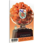That's My Ticket Penn State Nittany Lions 2006 Orange Bowl Canvas Mega Ticket