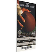 That's My Ticket USC Trojans 2007 Rose Bowl Canvas Mega Ticket