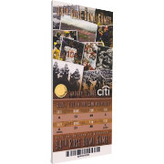 That's My Ticket USC Trojans 2008 Rose Bowl Canvas Mega Ticket