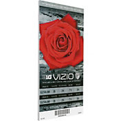 That's My Ticket Stanford Cardinal 2013 Rose Bowl Canvas Mega Ticket