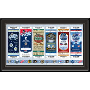 That's My Ticket 2014 Winter Classic Framed Ticket Canvas