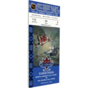 That's My Ticket 1998 NHL All-Star Game Ticket