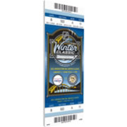 That's My Ticket 2011 Winter Classic Pittsburgh Penguins v. Washington Capitals Game Ticket