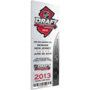 That's My Ticket 2013 NHL Entry Draft Ticket