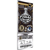 That's My Ticket Boston Bruins 2011 Stanley Cup Final Ticket