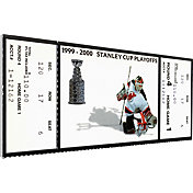 That's My Ticket New Jersey Devils 2000 Stanley Cup Final Ticket
