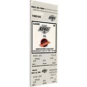 That's My Ticket Los Angeles Kings Wayne Gretzky 802 Goals Game Ticket