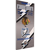 That's My Ticket Tampa Bay Lightning Game Ticket