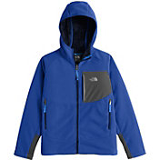The North Face Boys' Chimborazo Fleece Hoodie Jacket