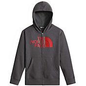 The North Face Boys' Logowear Full Zip Hoodie - Past Season
