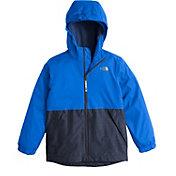The North Face Boys' Warm Storm Rain Jacket - Past Season