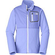The North Face Girls' Glacier Track Fleece Jacket