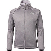 The North Face Girls' Agave Full Zip Fleece Jacket