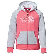 The North Face Girls' Logowear Full Zip Hoodie