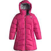The North Face Girls' Elisa Down Parka Jacket - Past Season