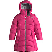 The North Face Girls' Elisa Down Parka Jacket