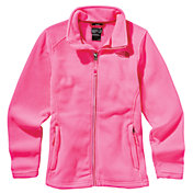 The North Face Girls' McKhumbu Fleece Jacket